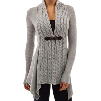 Colette Knit Cardigan Sweater