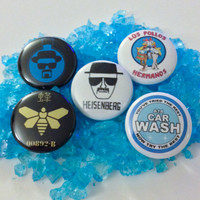 Breaking Bad | 1-inch Buttons |