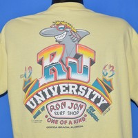 90s Ron Jon Surf Shop Pocket t-shirt Extra Large