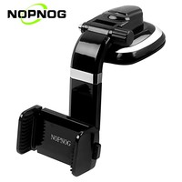 NOPNOG Universal Car Phone Holder for the Car Adjustable Dashboard Smartphone Stand Mobile Phone Support Mount Accessories