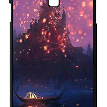 Tangled Romantic Night in Castle Samsung Galaxy S4 Cases - Hard Plastic, Rubber Case