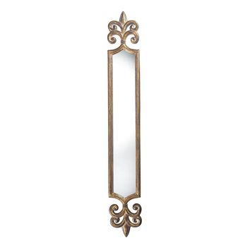 Smithfield Mirror - Set of 2 Hand Rubbed Gold,Antique Dusting