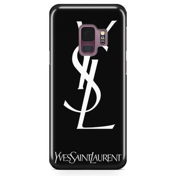 Yves Saint Laurent Ysl Samsung Galaxy S9 Plus Case | Casefantasy