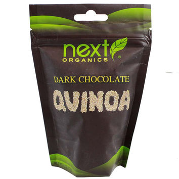 Organic Dark Chocolate Quinoa by Next Organic 4 oz