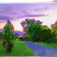 Air Brushed Landscape created by Skylar | Print All Over Me