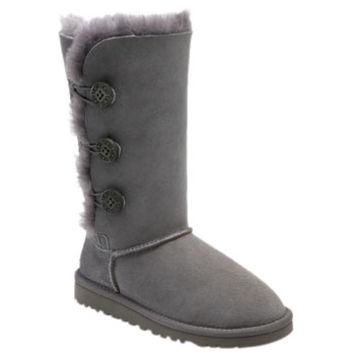 UGG? Australia 'Bailey Button Triplet' Boot (Little Kid & Big Kid) | Nordstrom