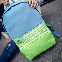 """Adidas"" Cute Business Backpack Bag Travel Daypack Laptop Shoulder School"