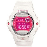 G-Shock Baby-G Watch - White / Pink [Watch] Casio