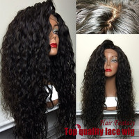 Celebrity Style Long Curly Wig