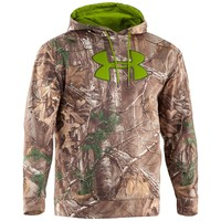 Under Armour Coldgear Scent Control Hoody - Men's