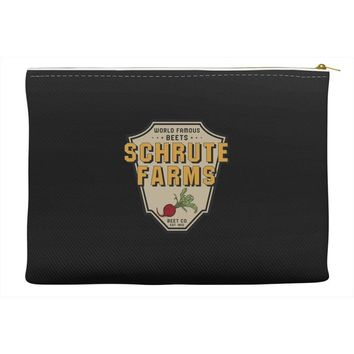 World Famous Beets Schrute Farms Accessory Pouches