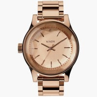 Nixon Facet Watch All Rose Gold One Size For Women 25950962101