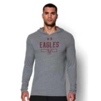 Under Armour Men's Boston College Charged Cotton Tri-Blend Hoodie