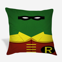 Robin Superhero Pillow Case