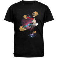 Taco Dog Laserbeams T-Shirt