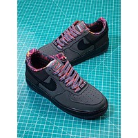 Nike Air Force 1 Low Premium Black History Month Sport Shoes Sneakers