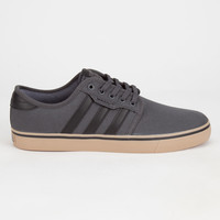 Adidas Seeley Mens Shoes Grey/Black  In Sizes