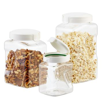 Square Snapware Containers