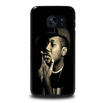 kendrick lamar samsung galaxy s7 edge case cover  number 1