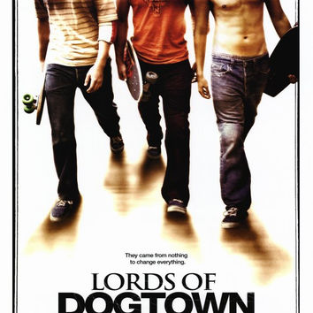 Lords of Dogtown 27x40 Movie Poster (2005)