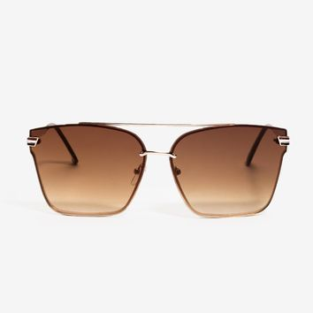 True Tomboy Boxy Sunnies