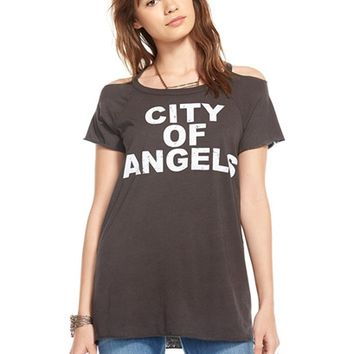 Chaser City of Angels Tee | Boutique To You
