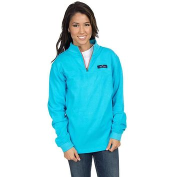 Whitacre Pullover in Glacier Blue by Lauren James