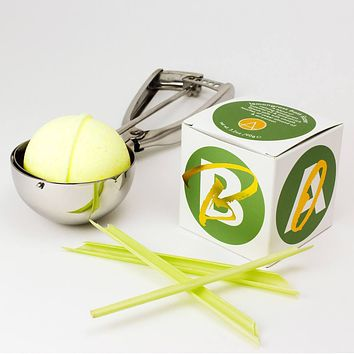 Lemongrass Bath Fizzer