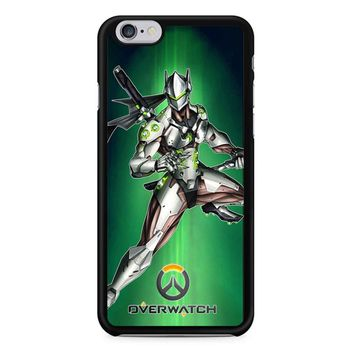 Genji Overwatch 2 iPhone 6/6S Case