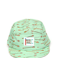 Arrows 5 Panel Hat