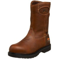 Timberland PRO Men's 47017 Titan HD Wellington Waterproof Safety-Toe Boot  timberland boots for men