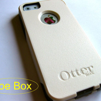 OTTERBOX iphone 5 case, case cover iphone 5s otterbox ,iphone 5 otterbox case,otterbox iPhone 5,gift,white otterbox case