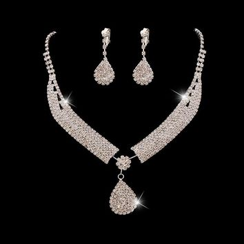GoldSilver Jewelry Set for Women