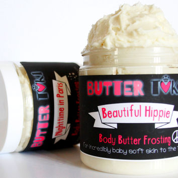 BEAUTIFUL HIPPIE Butter Toki Body Frosting 8oz