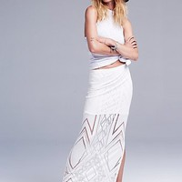 Tt Collection Womens Tribly Burnout Maxi