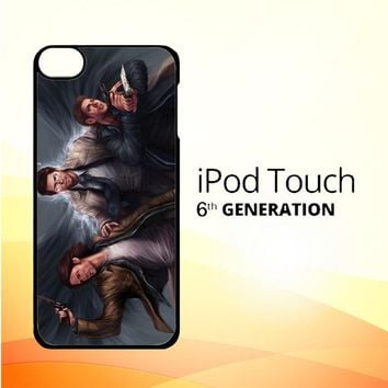 Supernatural Painting Art Y0736 iPod Touch 6 Case