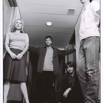 Sonic Youth Band Poster 24x33