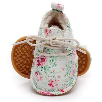 Fashion Hard Sole Baby Moccasins Shoes