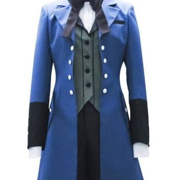 Custom-made cosplay costume for Black Butler Alois Trancy