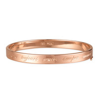 Inspiration Bangle - Always