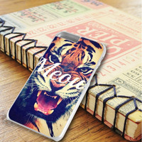 Hipster Tiger Meow iPhone 6 Plus   iPhone 6S Plus Case