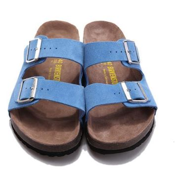 spbest Birkenstock Arizona Blue