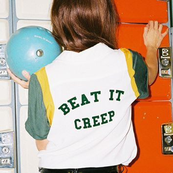 Beat It Creep Top