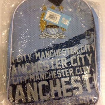 Manchester City FC Official Impact Backpack FS