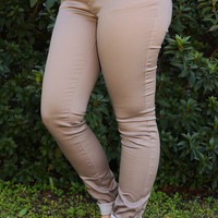 I Still Love Pants: Mocha