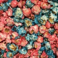 Gender Reveal Baby Shower Popcorn Baby Pink and Baby Blue Mix