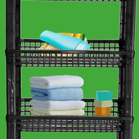 American Dream 4-tier Storage Basket