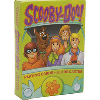 Scooby Doo Character Playing Cards