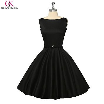 Best Black Pin Up Dresses Products on Wanelo