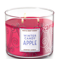 WINTER CANDY APPLE3-Wick Candle